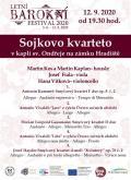 Koncert - Sojkovo kvarteto