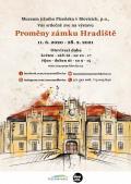 Proměny zámku Hradiště